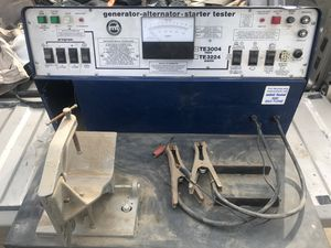 Generator-Alternator-Starter tester for Sale in Bakersfield, CA