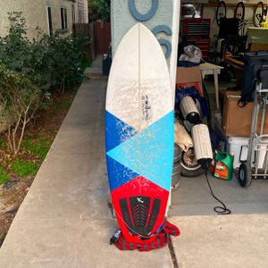 "Stamps Surfboard 5""10 for Sale in Hermosa Beach, CA"