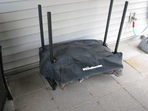 Firewood Rack - Woodhaven for Sale in Dunlap, IL