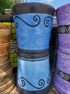 Plant pots a pair for Sale in Pasadena, TX