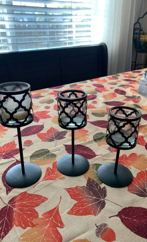 Candle holders for Sale in Riverside, CA