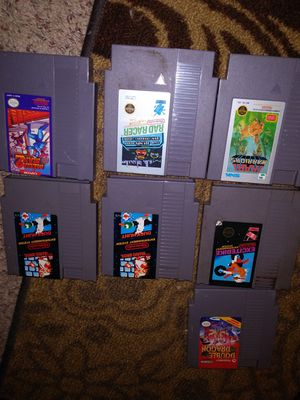 Iso of video games and systems for Sale in Montrose, MI