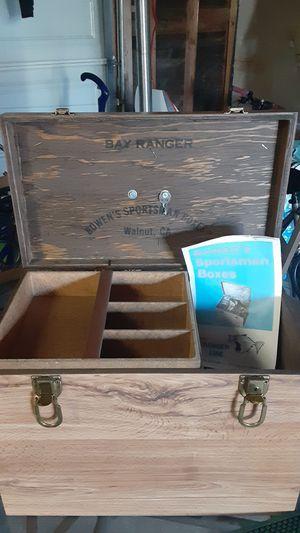 Bay Ranger Bowens Sportsman Boxes for Sale in Santa Maria, CA