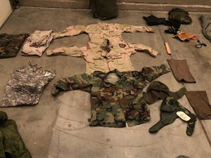 Military outerwear camping/hiking/ hunting for Sale in Clovis, CA