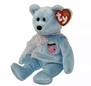 TY Beanie Baby - EGGS II the Easter Bear (8.5 inch) - MWMTs Stuffed Animal Toy for Sale in Aliquippa, PA