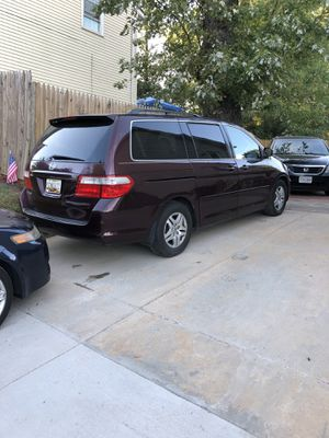 2007 Honda Odyssey EXL for Sale in MONTGOMRY VLG, MD