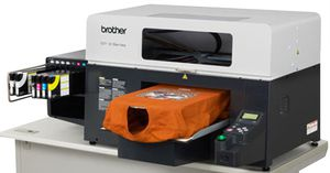 used Brother GT-3 Garment Printer (DTG) for Sale in Los Angeles, CA