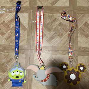 Disney Pass Holder for Sale in Los Angeles, CA