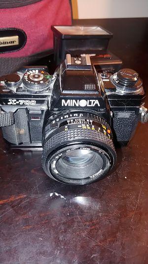 Minolta X-700 Classic film Camera for Sale in Marietta, GA