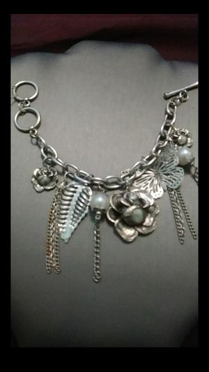 New flower charm bracelet for Sale in Yonkers, NY