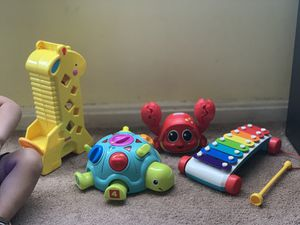 Set of baby/toddler toys for Sale in La Mesa, CA