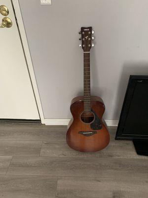 FS700S Yamaha guitar for Sale in Santa Monica, CA