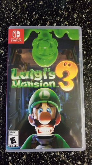 Luigi's Mansion 3 for Sale in Chula Vista, CA