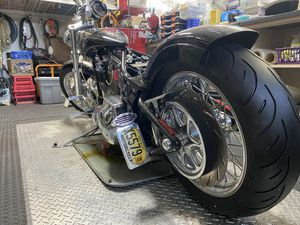 Custom motorcycle S & S 40th Anniversary motor for Sale in Eagleswood, NJ