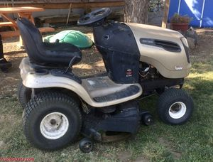 Craftsman DYS 4500 lawn tractor 42 inch cut for Sale in Millersville, MD