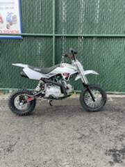 Brand New 2021 SSR 110cc Pit Bike Dirt Bike Motorcycle for Sale in University Place,  WA