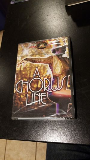 A Chorus Line Brand New Dvd for Sale in Westport, MA