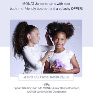 MONAT Kids 🌱 for Sale in San Bernardino, CA