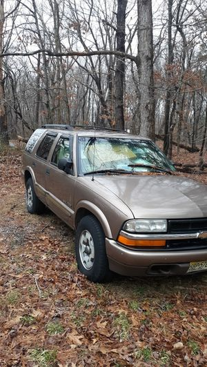 Chevy blazer year 2002 for Sale in Howell, NJ