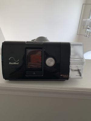 CPAP machine and mask for Sale in Raleigh, NC