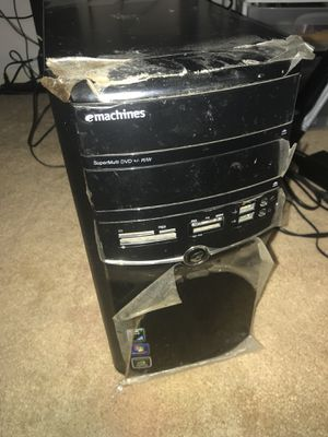 Desktop computer for Sale in Upper Marlboro, MD