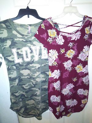 T-shirt dresses for Sale in Fort Worth, TX