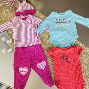 Baby Girl Clothes Size 3M for Sale in Nashville, TN