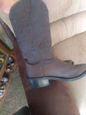 Cowboy boot old western for Sale in Hamilton, OH