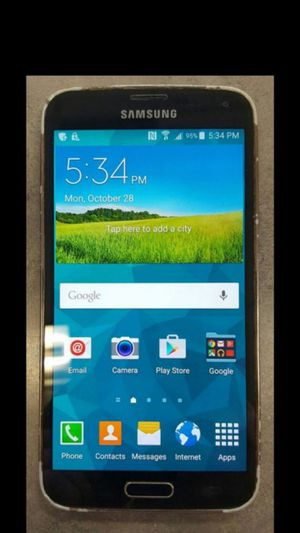 Galaxy s5 for Sale in Portland, OR