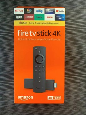 4K Firestick 🔥 Factory Sealed for Sale in Peyton, CO