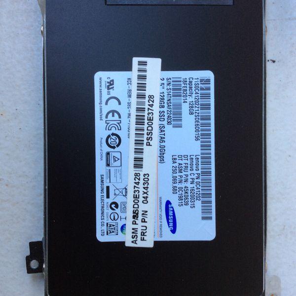 3 Hard Drives Sata IDE and SSD