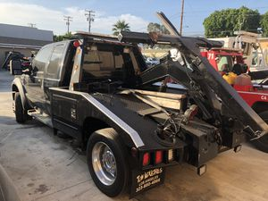 2008 Ford F-450 Gas engine Manual trans for Sale in Los Angeles, CA