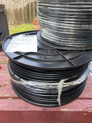 500' ft Coaxial Cable Rolls High Quality for Sale in Sugar Land, TX