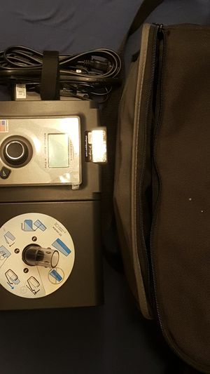 Cpap Phillips Respironics system one REMstar A-flex for Sale in Las Vegas, NV