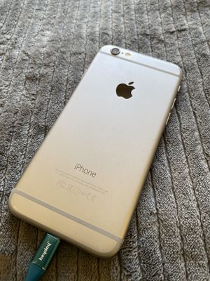 iPhone 6 Excellent condition for Sale in Fresno, CA