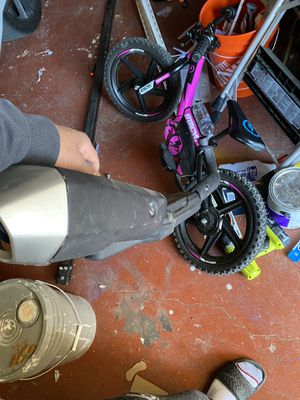 Honda grom stock exhaust for Sale in Benicia, CA