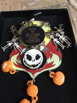 Featured artist pin nightmare before Christmas for Sale in Santa Ana, CA