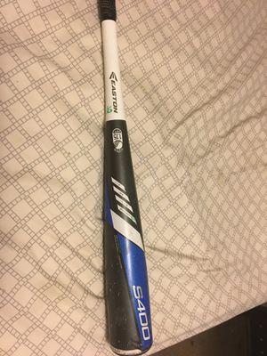 Easton s400 29 inch 21 ounce baseball bat for Sale in Westminster, CO