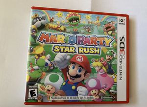 Mario Party - Nintendo 3DS Game for Sale in Issaquah, WA