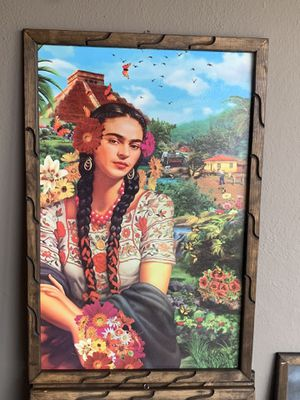 Frida frames 3ft by 2ft for Sale in Los Angeles, CA