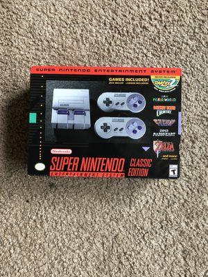 Super Nintendo mini for Sale in Atlanta, GA