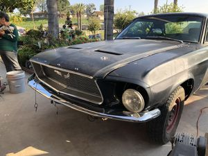 1967 mustang for Sale in Riverside, CA