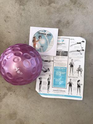 Medicine ball 6LB for Sale in Fresno, CA