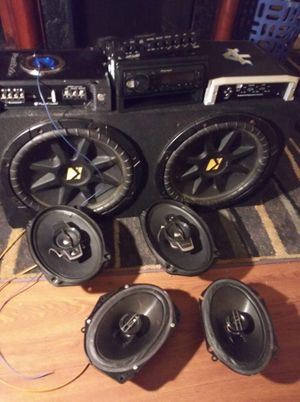 Car audio for Sale in Madison, FL