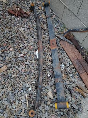 2.5 superlift front springs chevy k5 blazer or gmc Jimmy for Sale in Phoenix, AZ
