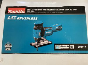 18V LXT Makita Brushless Barel Grip Jigsaw for Sale in Stamford, CT