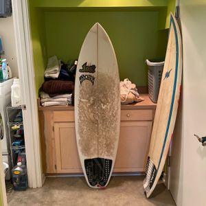 """Lost Mayhem Surfboard 5' 11"""" Short Round for Sale in Seattle, WA"""