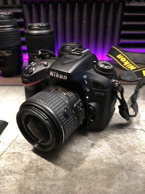 Nikon d7100 for Sale in Tonawanda, NY