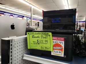 Laptop and printer bundle for Sale in San Antonio, TX