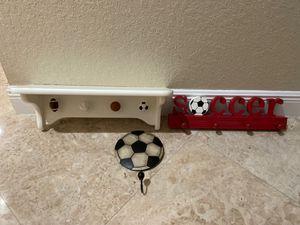 3 Soccer/ sports shelf for Sale in Boynton Beach, FL